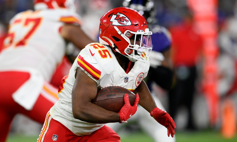 The Chiefs Should Not Run