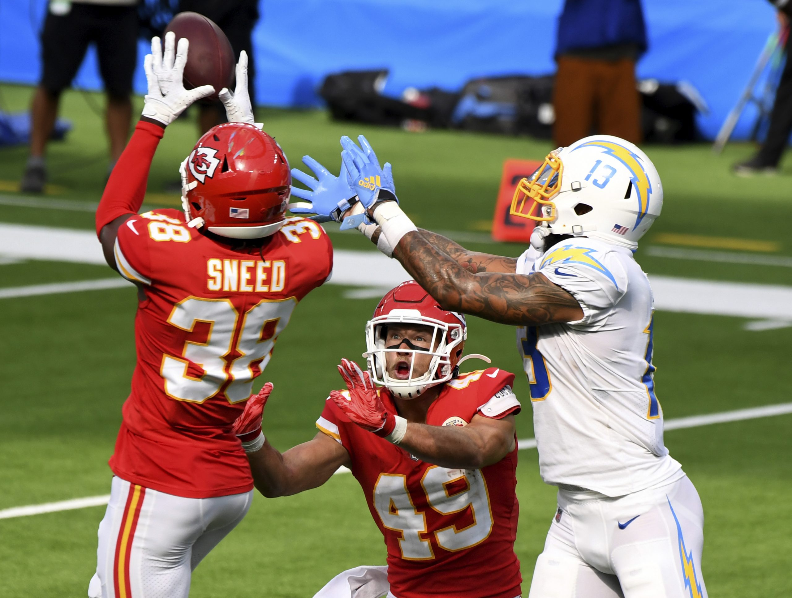 Three Battles You Need To Watch For Ahead Of Chiefs Versus Chargers: Week Three