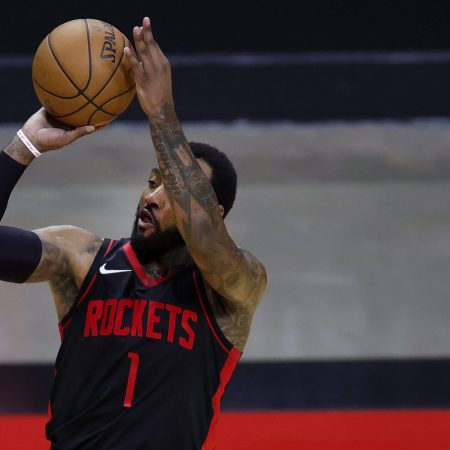 Houston Rockets: Another Veteran Potentially Moving On?