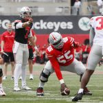 Despite an early loss, the Buckeyes are still Big 10 contenders.