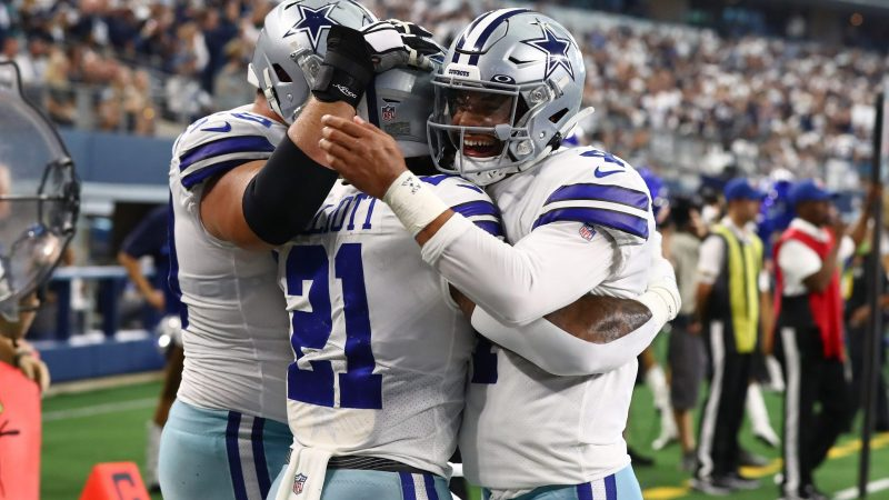 Grading The Cowboys Week Five Performance