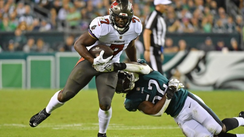 Banged Up Bucs Get Road Win Against The Eagles: Week Six