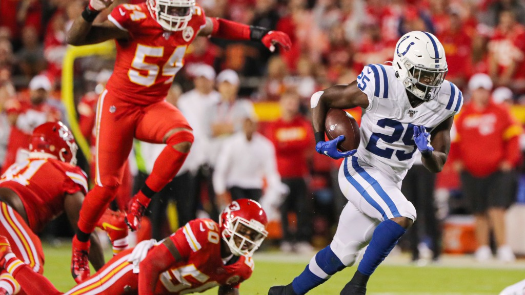 Why The Chiefs Trading For Marlon Mack Makes Sense