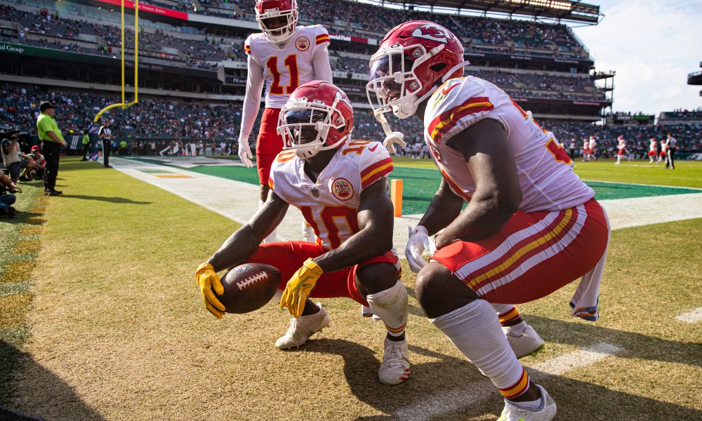 The Chiefs Offense Can't Afford To Be Less Than Perfect