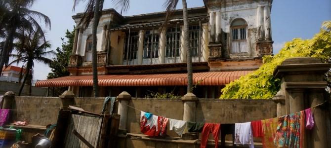 Pondering in Pondicherry