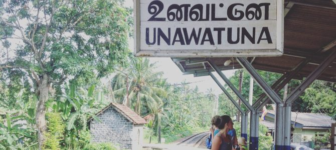Last Stop Unawatuna: The Final Chapter of Our Adventures in Sri Lanka