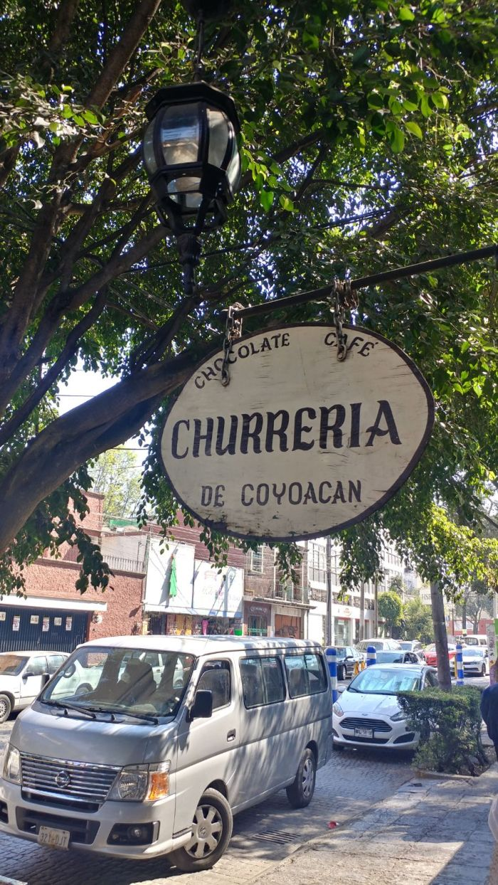 Churros Mexico City