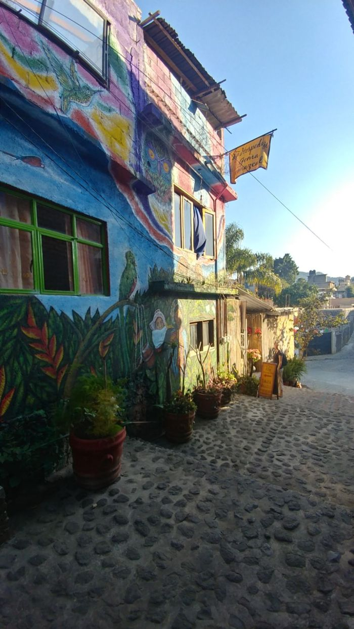 Guesthouse in Tepoztlan