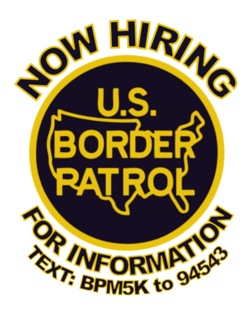 Border Patrol Recruiting