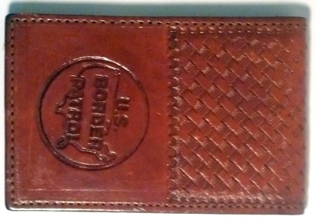 BP Logo Brown Leather Notepad - Misc Gifts