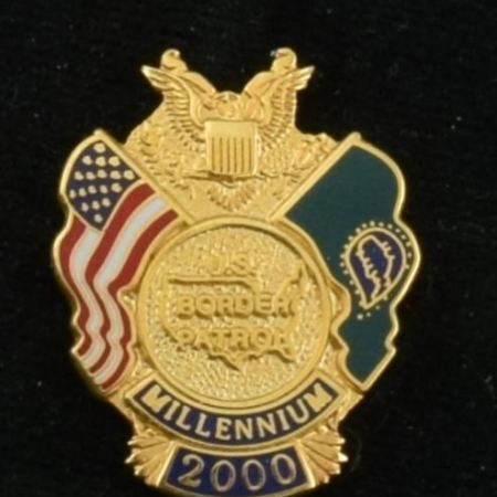 Millennium Lapel Pin - Pins / Charms