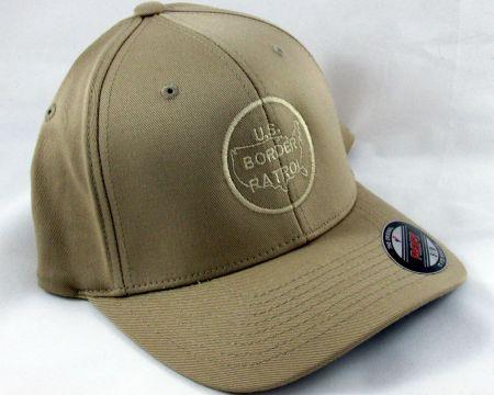 BP FLEXFIT KHAKI CAP S/M - Hats
