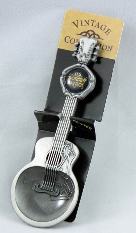 GUITAR SPOON MAGNET-BP - Misc Gifts