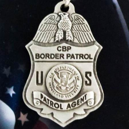 CBP BADGE KEY CHAIN - Misc Gifts
