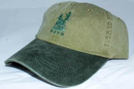 NBPM TWO-TONE CAP - Hats