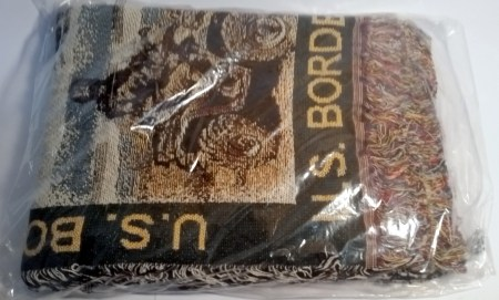 USBP Blanket/Throw - Misc Gifts