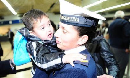 """Cantinero de la Fragata: """"Que no nos manoteen un pedazo de nuestra patria"""""""