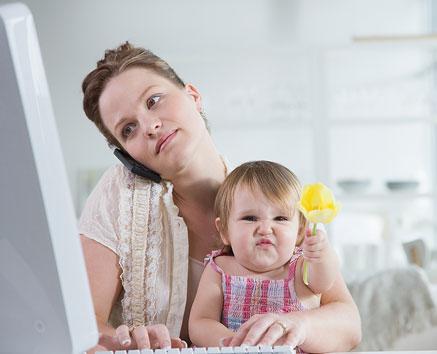 Mujeres multitasking: La culpa no es del chancho