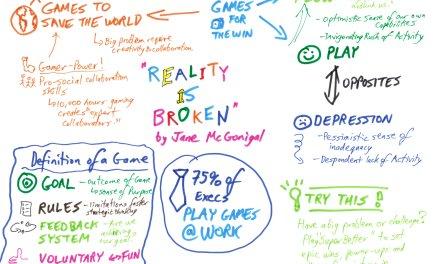 ¿Por qué los videojuegos pueden mejorar tu vida y cambiar el mundo?
