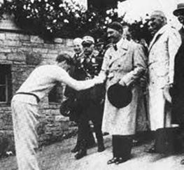 El caso del tenista gay que se le plantó a Hitler (antes de la invención de la militancia boba)