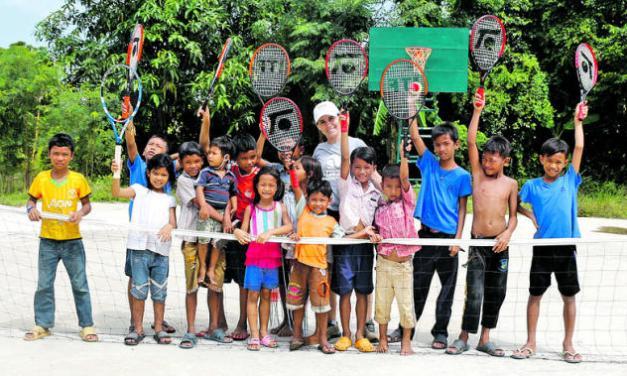 """Del """"tenis para pocos"""" a la """"democratización de las raquetas"""""""