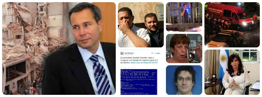 Si te mareaste con el caso Nisman, leé el #Border-resumen para entender todo claro y fácil