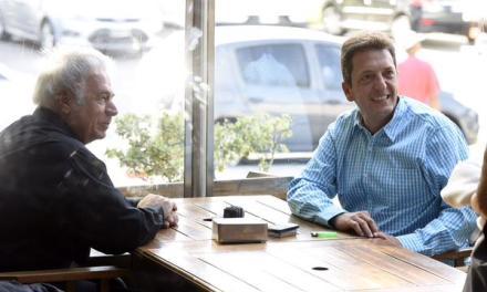 Cumbre Massa-De la Sota: el FR tras un armado para reingresar a la escena política