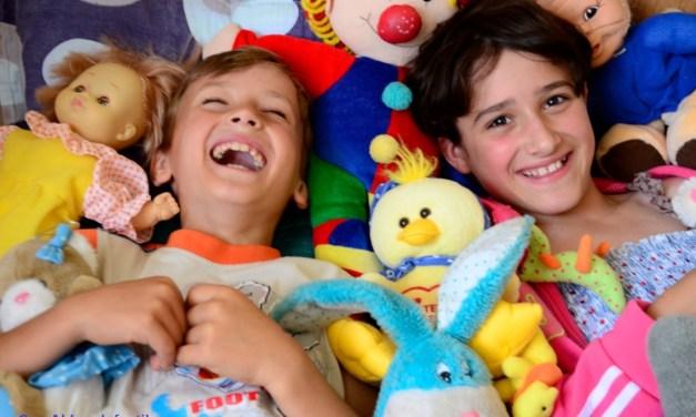 Se acerca el Día del Niño: ¿dónde se puede ayudar?