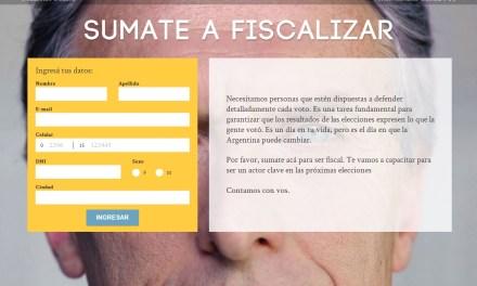 El PRO usará una app para seguir la fiscalización minuto a minuto en las PASO