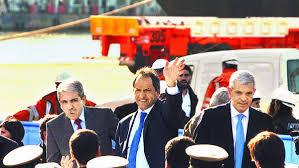 El peronismo se mostrará unido detrás de Scioli y avanza con el traslado de poder