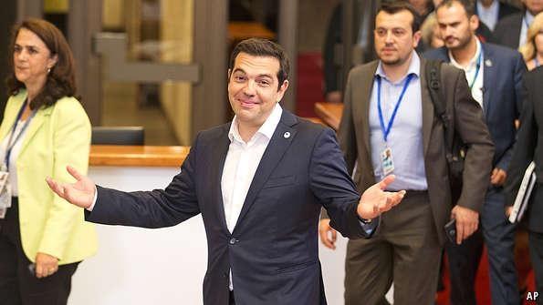 Grecia: el fin de la breve primavera de Syriza