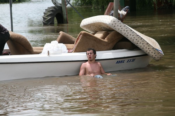 Inundados: la única verdad es la realidad