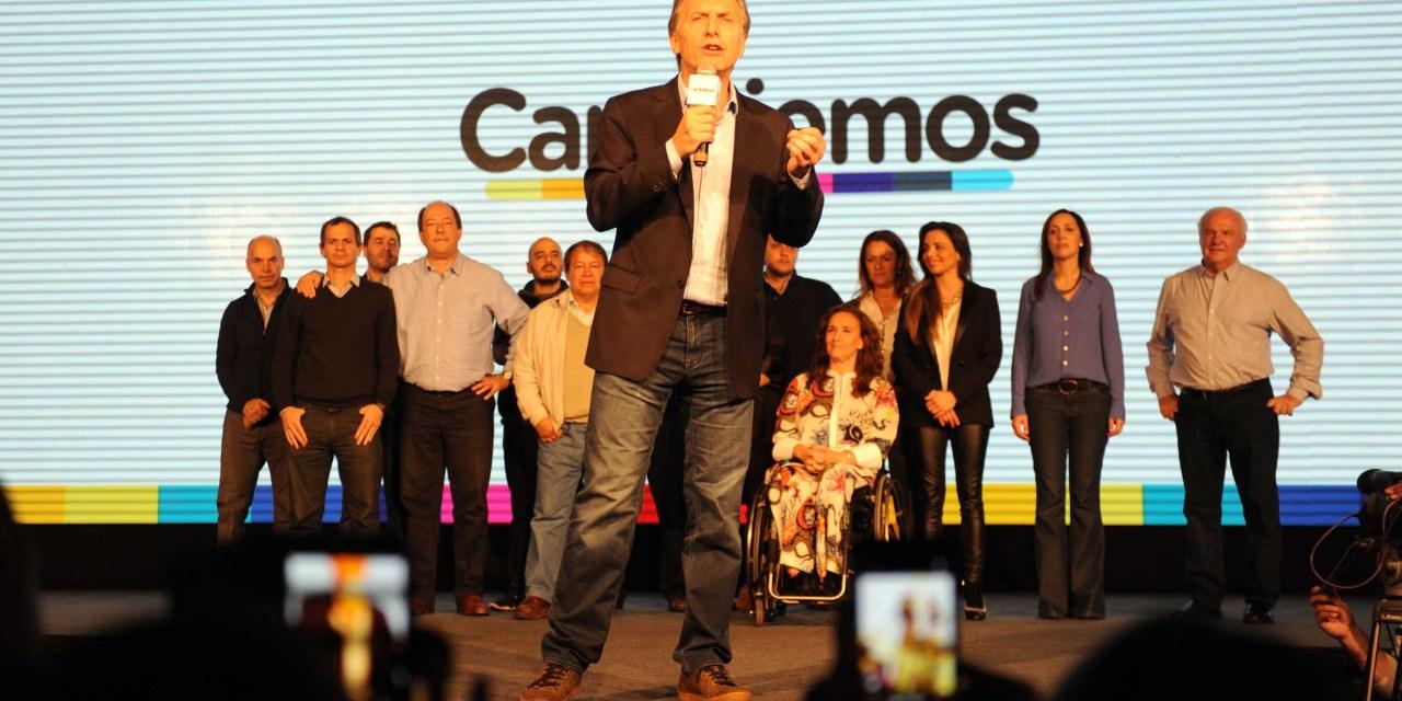 Macri relanza Cambiemos para romper con el estancamiento