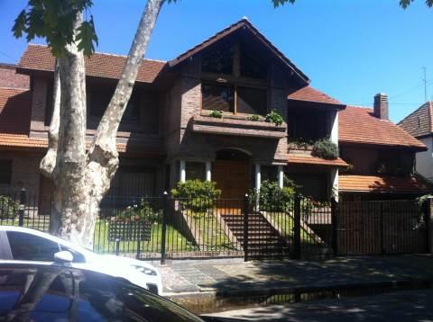 La casa, a metros de la Quinta de Olivos