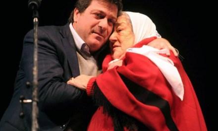Se quedan todos: Mariotto pasó a la hija de Hebe de Bonafini y a 15 directores del Senado bonaerense a planta permanente