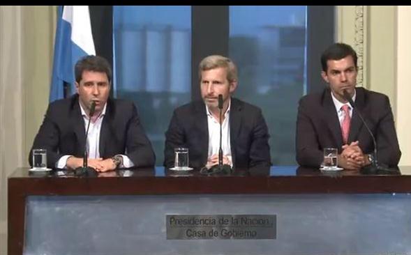 El Gobierno abrió las negociaciones con los gobernadores por la coparticipación