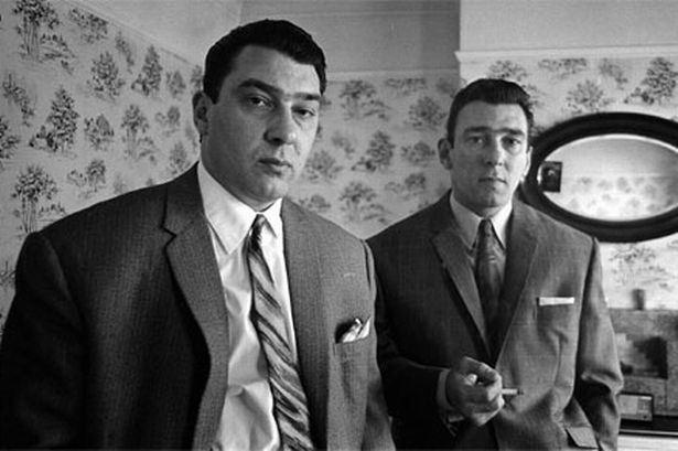 Los Gemelos Kray: mafiosos pop
