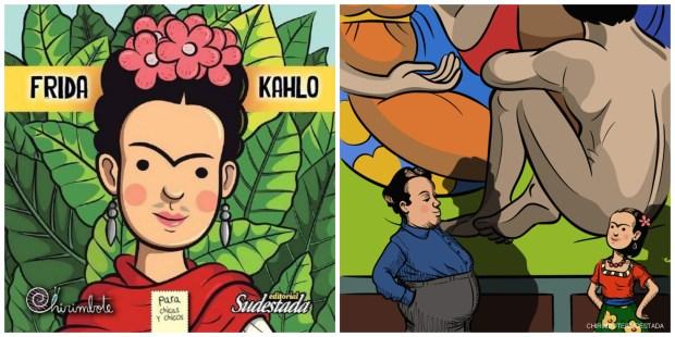Collage Frida