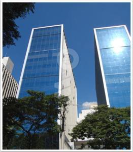 Tower Europa, el complejo paulista donde Arribas tiene 3 oficinas, como Facebook Brasil.