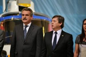 El ex ministro Rossi aceptó la renuncia de Argañaraz en 2013.
