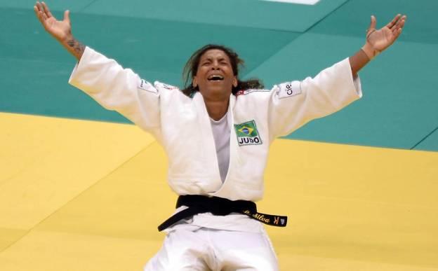 De la favela al oro olímpico.