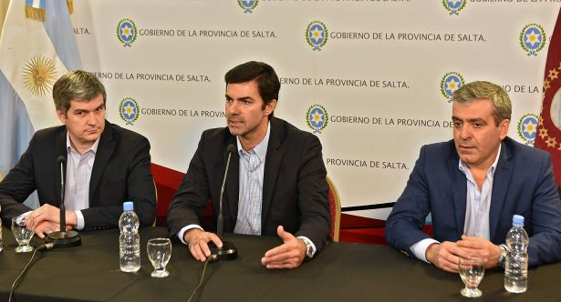 Urtubey versus Cano: guerra de sordos para capitalizar el Plan Belgrano