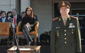 Milani fue designado al frente del Ejército en 2013.