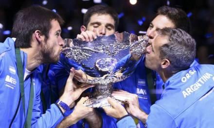 La Legión Maldita que hizo historia y se quedó con la Copa Davis
