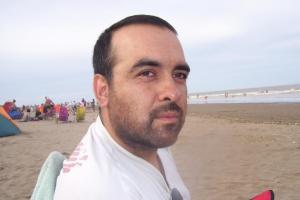 Diego Martínez también murió electrocutado, en 2012, en la línea D.