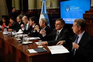 La comisión de Presupuesto del Senado es conducida por el peronista Abal Medina.