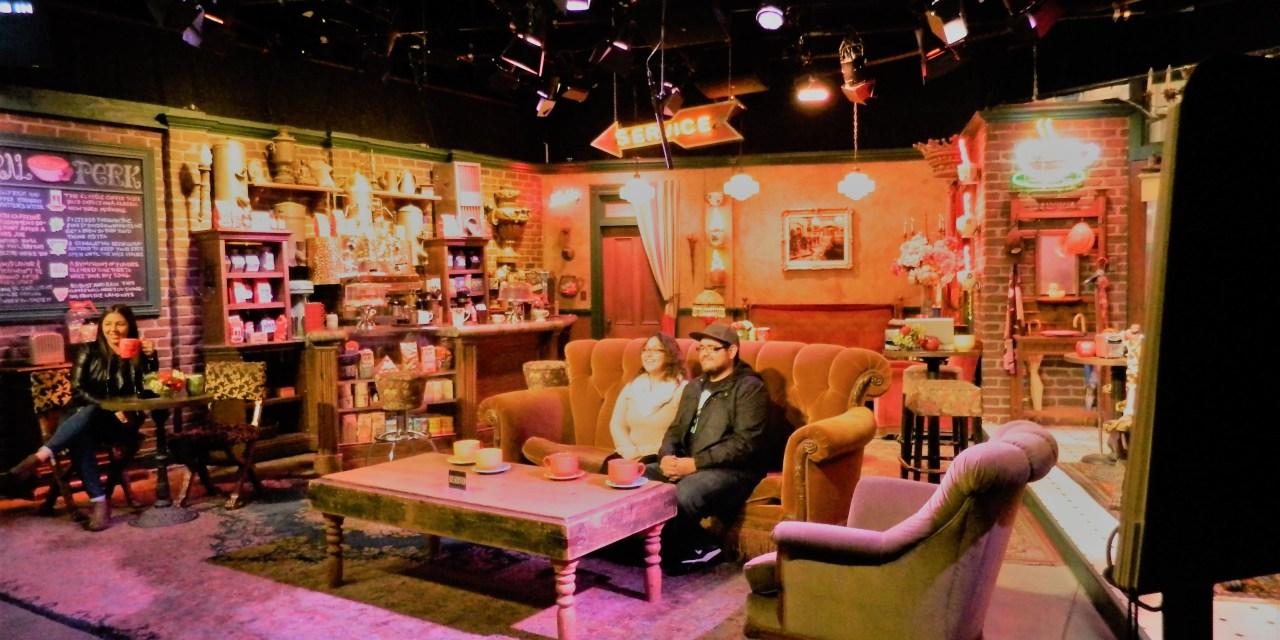 #BORDER en Hollywood: visitamos el estudio de Friends y The Big Bang Theory y te mostramos todo