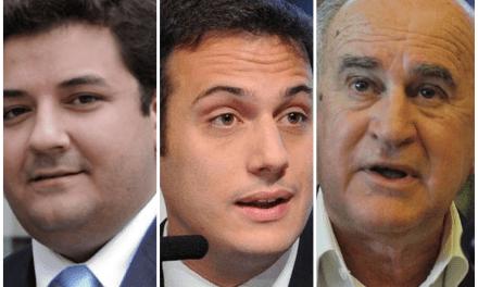 Parrilli, Mena y Álvarez, de operadores judiciales a protagonistas de escuchas en el llano