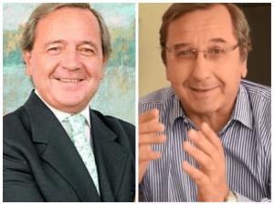 Los Irigoin. Jorge Alberto (Correo Argentino) y Juan Pedro (ANAC).
