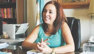La fiscal Gabriela Boquin. Con su dictamen desató la polémica.